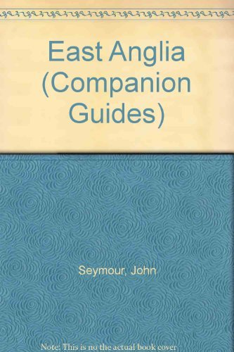 9780002178617: East Anglia (Companion Guides)