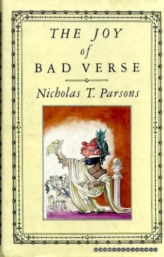 9780002178631: The Joy of Bad Verse
