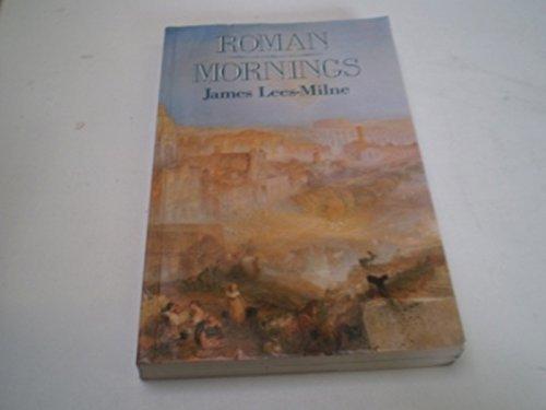 9780002179362: Roman Mornings