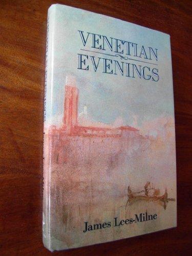 9780002179379: Venetian Evenings