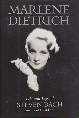 9780002179447: Marlene Dietrich