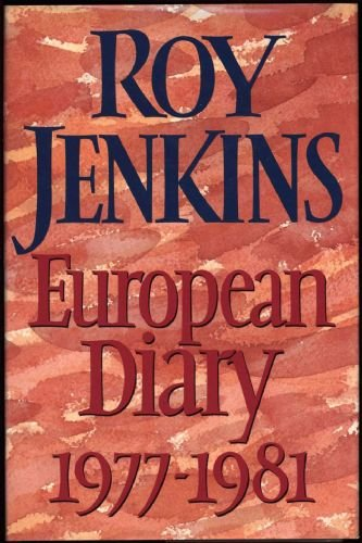 9780002179768: European Diary, 1977-81