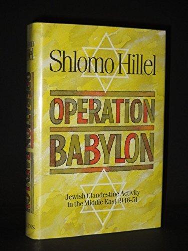 9780002179843: Operation Babylon
