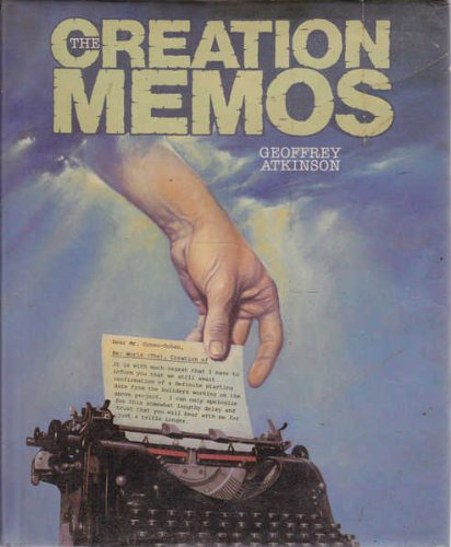 9780002180122: Creation Memos