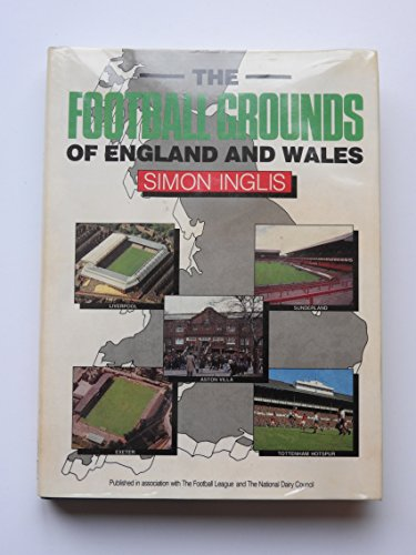 9780002180245: Football Grounds of England and Wales