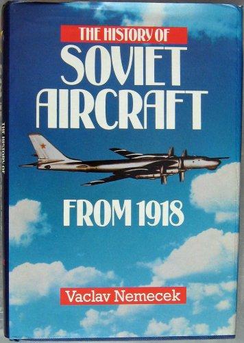The History of Soviet Aircraft from 1918 (Willow Books): Nemecek, Vaclav: