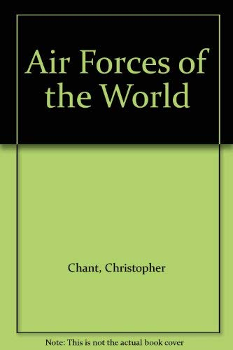 9780002180511: Air Forces of the World