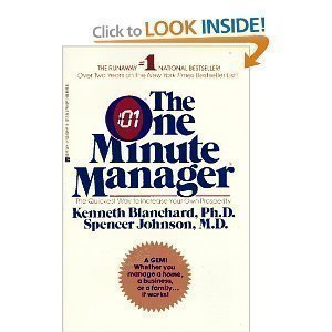 9780002180610: The One Minute Manager