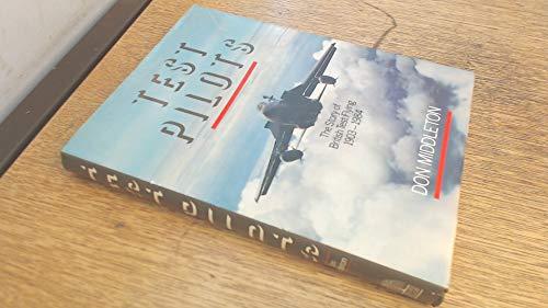 9780002180986: Test Pilots (Willow books)
