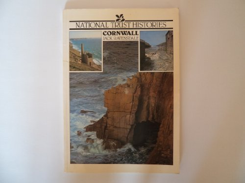 9780002181044: National Trust Histories Cornwall
