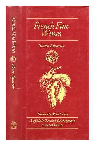 9780002181167: French Fine Wines