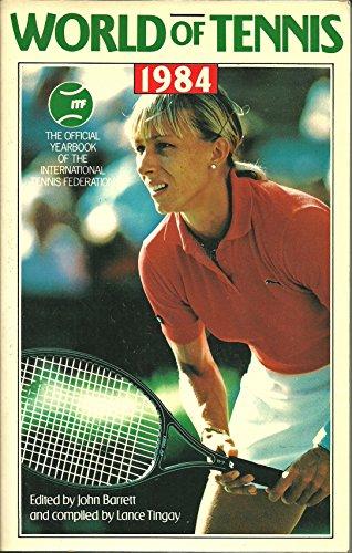 9780002181228: World of Tennis 1984