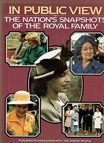 9780002181266: In Public View: Nation's Album of the Royal Family