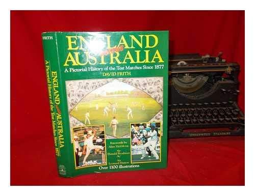 9780002181495: England V Australia