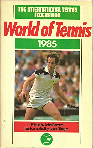 9780002181709: World of Tennis, 1985