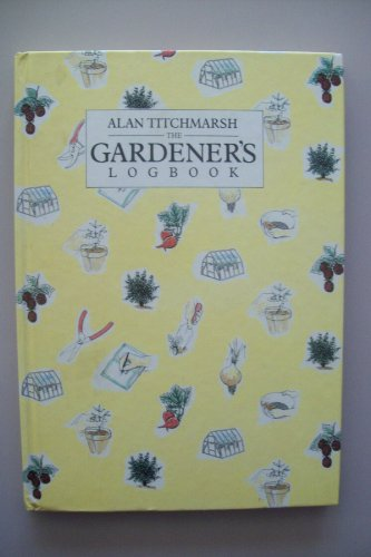 9780002181839: Gardener's Log Book