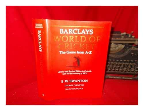 9780002181938: BARCLAYS WORLD OF CRICKET