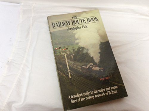 9780002182034: Railway Route Book (Willow books)