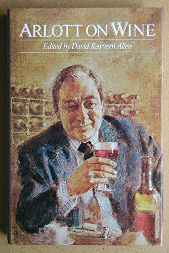 9780002182065: Arlott on Wine (Willow books)