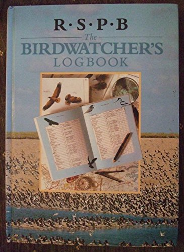 9780002182188: R.S.P.B. The Birdwatcher's Logbook