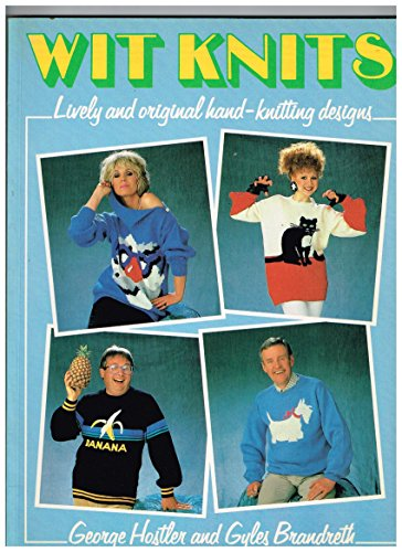 9780002182416: Wit Knits - Lively and original hand knitting designs