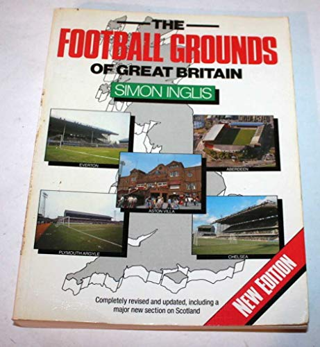 9780002182492: The Football Grounds of Britain