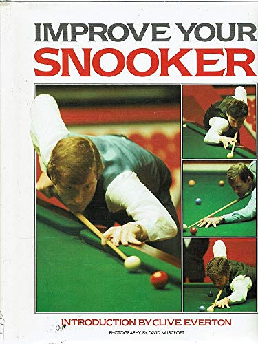 9780002182553: Improve Your Snooker