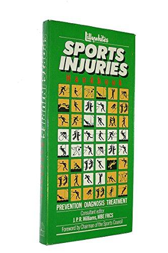 9780002182645: Sports Injuries Handbook (Lillywhites)