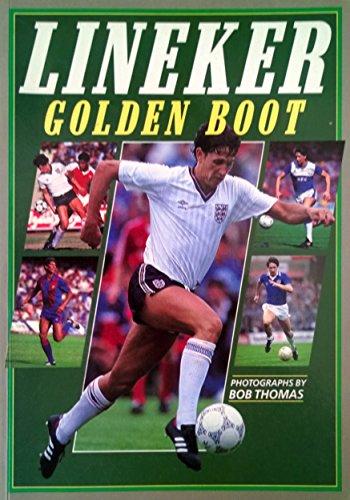 9780002182942: Lineker: Golden Boot