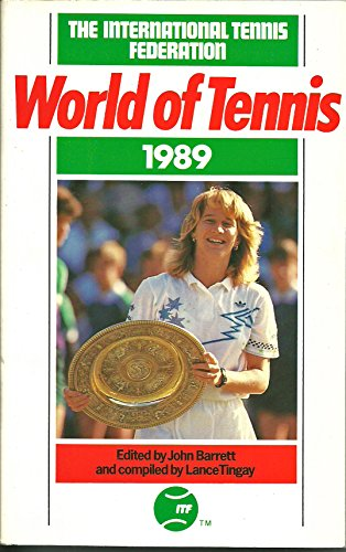 9780002183116: World of Tennis 1989