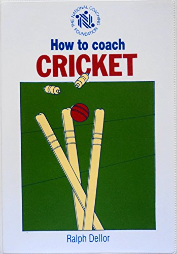 9780002183192: How to Coach Cricket