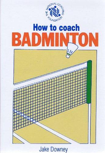 9780002183208: How to Coach Badminton