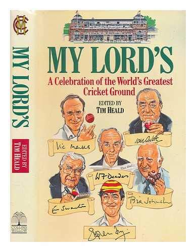 9780002183635: My Lord's (MCC cricket library)