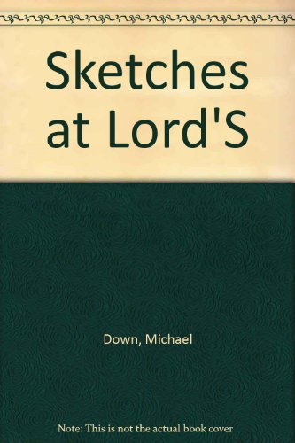9780002183857: Sketches at Lord'S