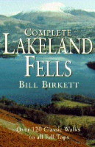 9780002184069: Complete Lakeland Fells