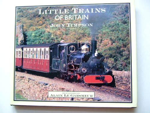 9780002184250: Little Trains of Britain