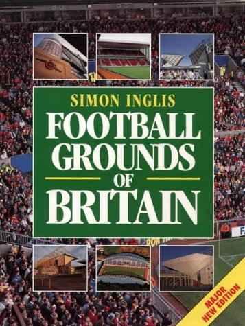 9780002184267: Football Grounds of Britain