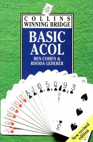 9780002184403: Collins Winning Bridge: Basic Acol