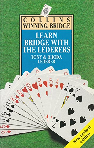 9780002184410: Learn Bridge with the Lederers (Collins winning bridge)