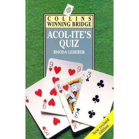 9780002184441: Acol-ite's Quiz