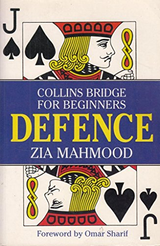9780002184694: Defence (Collins Bridge for Beginners)