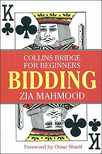 9780002184700: Bridge for Beginners: Bidding (Collins bridge for beginners)