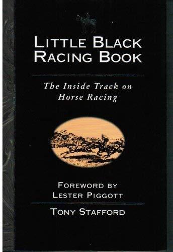 9780002184779: Little Black Racing Book