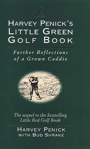 9780002184793: Harvey Penick's Little Green Golf Book