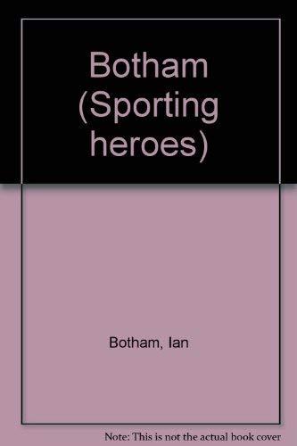 9780002184878: Botham (Sporting Heroes)