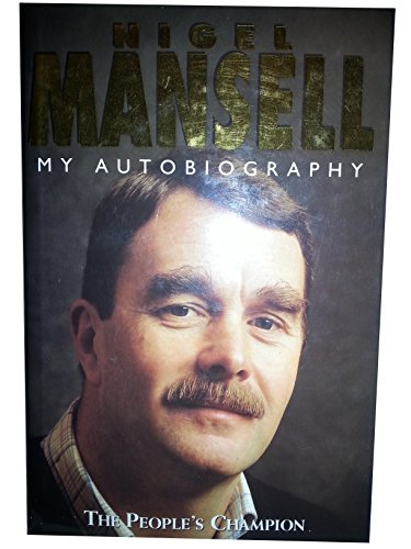 9780002184977: Nigel Mansell My Autobiography