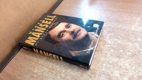 9780002184977: Nigel Mansell My Autobiography