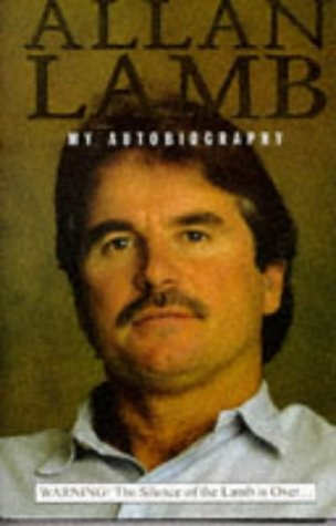 9780002185257: Allan Lamb: My Autobiography