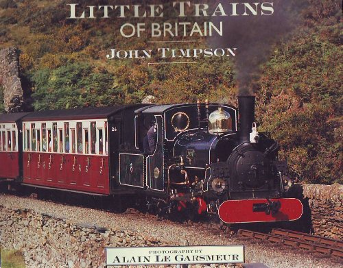 9780002185318: Little Trains of Britain