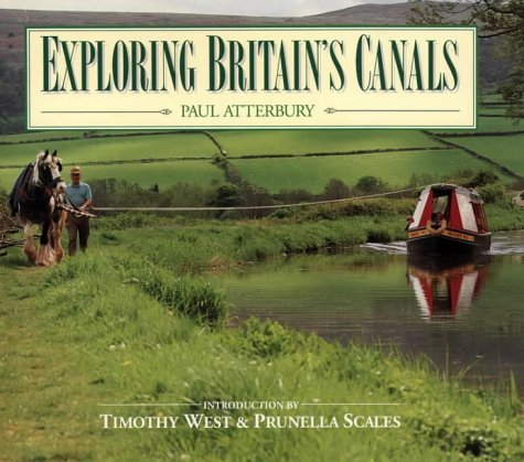 9780002185349: Exploring Britain's Canals
